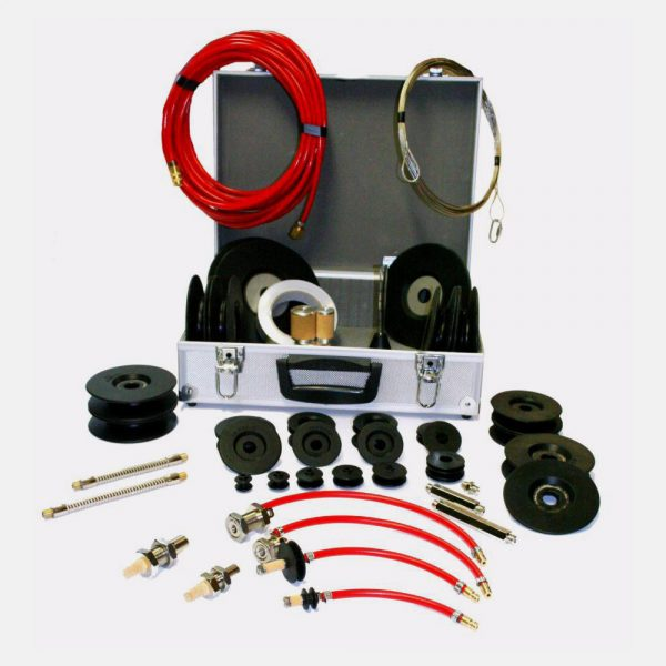 Double Disc Seal Kit July 2017